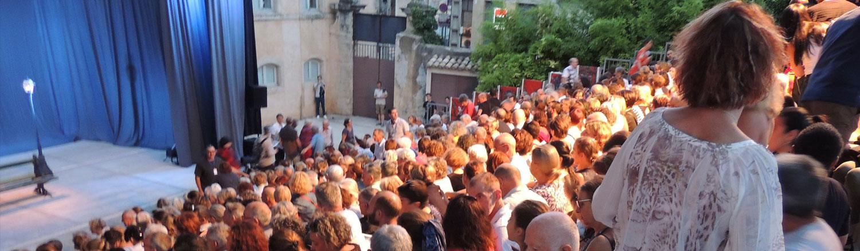 Public-festival des Nuits de l'Enclave